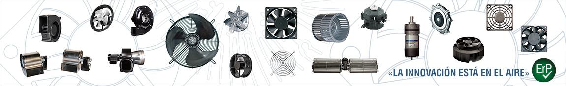 Gicoda Ventiladores Industriales