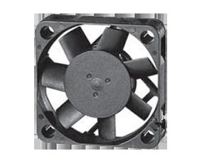 ventilador axial compacto